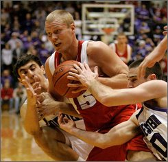 Wisconsin Northwestern Basketball